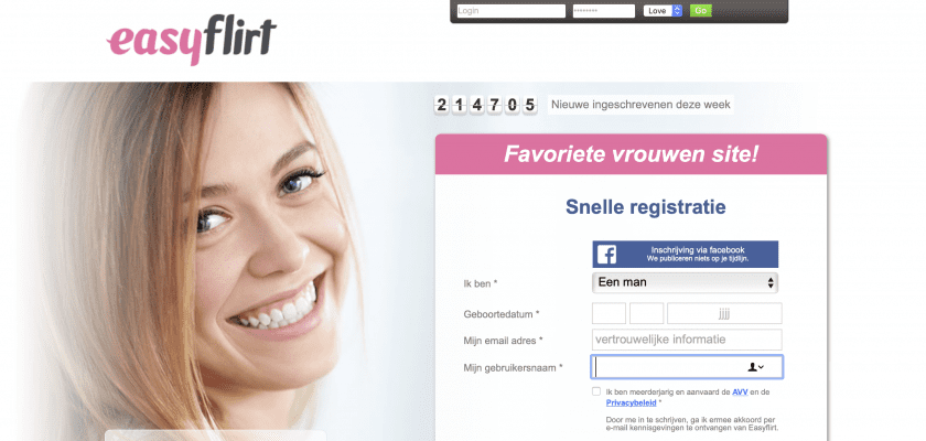 Easyflirt datingsite