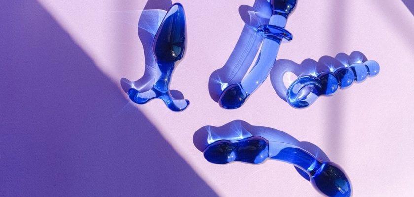 Sexspeeltjes schoonmaken